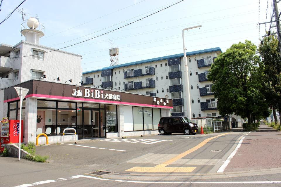 BiBi犬猫病院(ペットホテル)