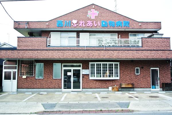 西川ふれあい動物病院